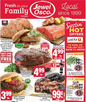 Jewel Osco Weekly Ad Preview Aug 19 25 2020