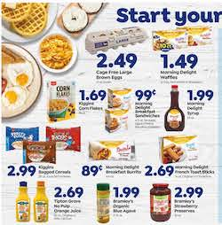 Save a Lot Ad Breakfast Deals This Week