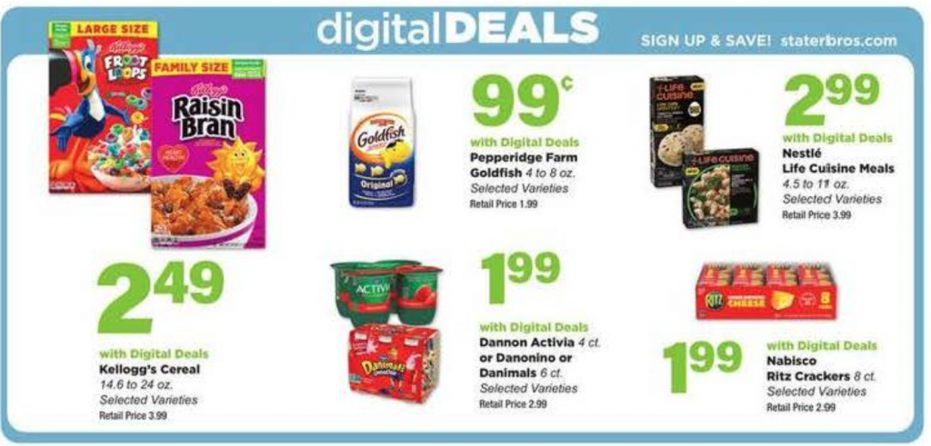 Stater Bros Digital Deals Aug 5 11 2020