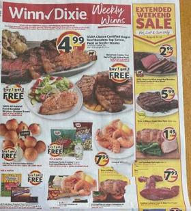 Winn Dixie Weekly Ad Preview Aug 12 18 2020