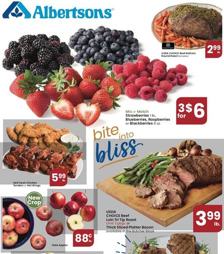 Albertsons Vons Weekly Ad Preview Sep 16 - 22, 2020