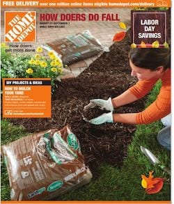 Home Depot Gardening Deals Aug 27 - Sep 7, 2020
