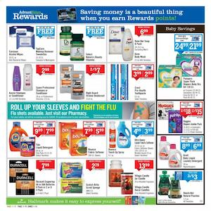 Price Chopper Ad Personal Care Deals Sep 6 - 12, 2020