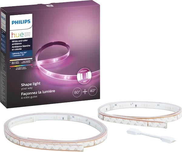 Best Buy Deal of The Day; Philips Hue LightStrip 2m