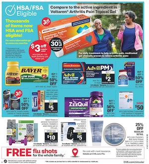 CVS Weekly Ad Oct 11 - 17, 2020 11