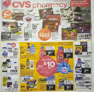 CVS Weekly Ad Preview Oct 18 - 24, 2020