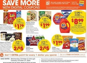 Kroger Weekly Ad Oct 21 - 27, 2020