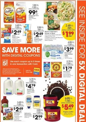 Kroger Weekly Ad Oct 28 - Nov 3 2020