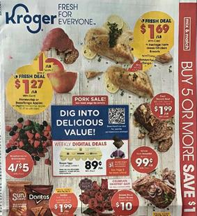Kroger Weekly Ad Preview Oct 14 - 20, 2020