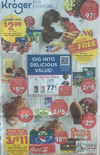 Kroger Weekly Ad Preview Oct 7 13 2020