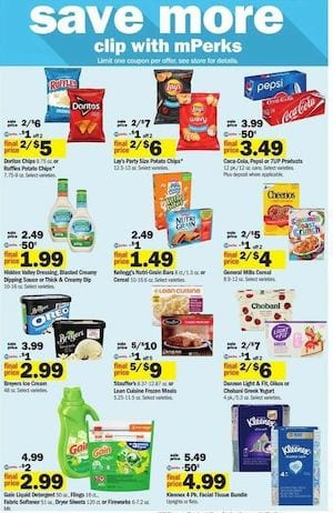 Meijer Weekly Ad Oct 11 - 17, 2020