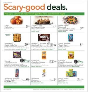 Publix Weekly Ad Oct 21 - 27, 2020