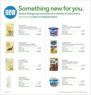Publix Weekly Ad Oct 7 - 13, 2020
