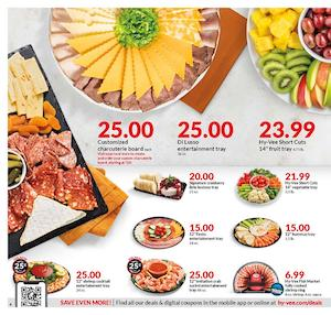 Hyvee Weekly Ad Thanksgiving Nov 18 - 26, 2020