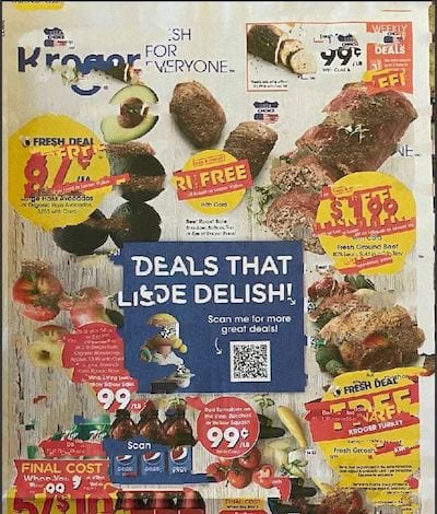 Kroger Weekly Ad Nov 11 - 17, 2020