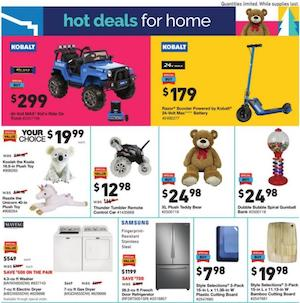 Lowe's Black Friday Ad 2020
