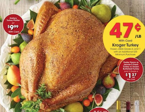 Ralphs Turkey Deal