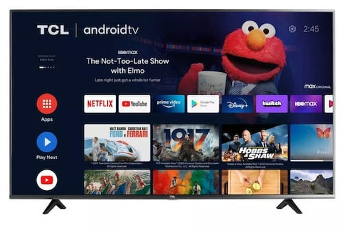 TCL 65 Class 4-Series 4K UHD HDR Smart Andr