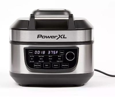 Target Power XL Indoor Grill and Fryer Black Friday