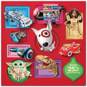 Target Toy Book Catalog 2020 - Bullseye's Top Toys