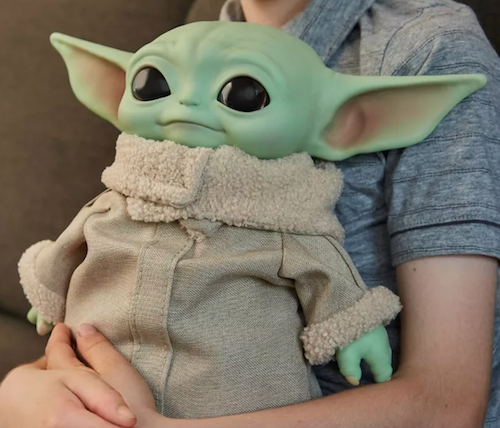 Star Wars The Child 11 Plush
