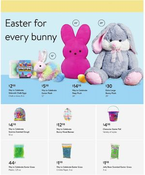 Walmart Weekly Ad Mar 31 - Apr 4, 2021
