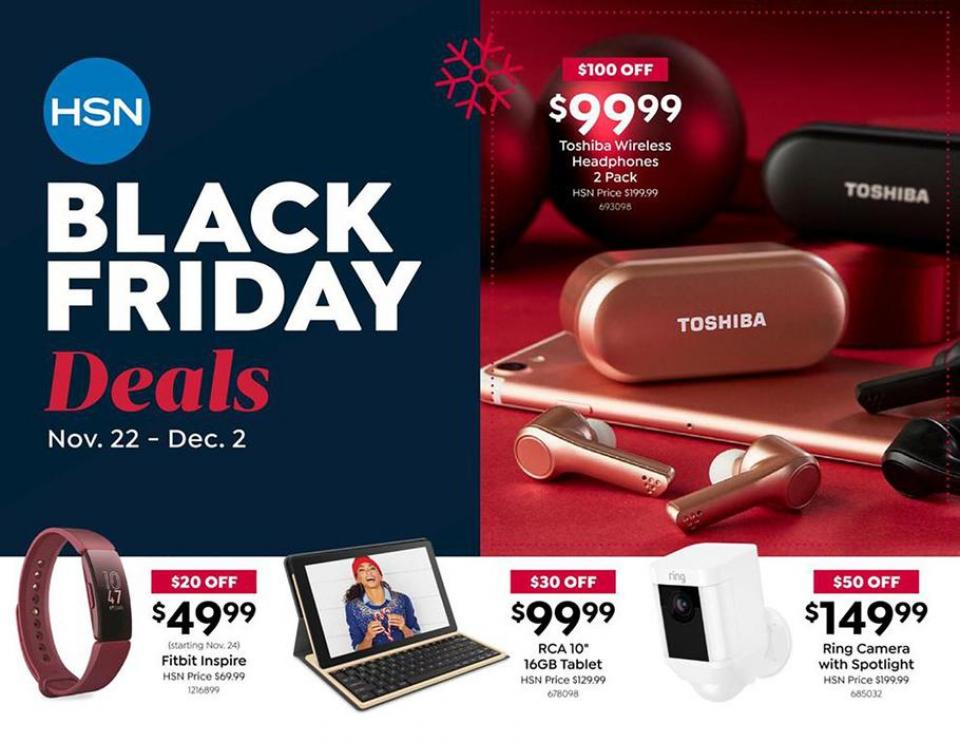 HSN black friday ad