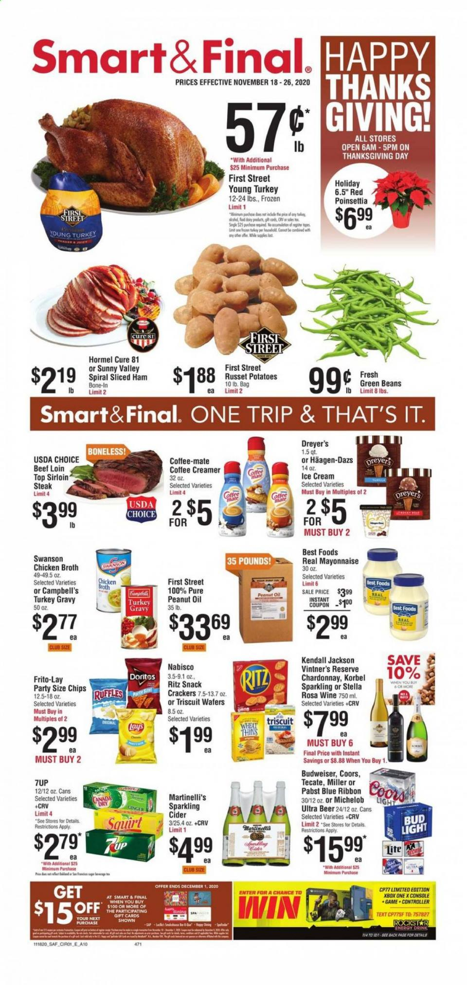 Smart and Final Ad