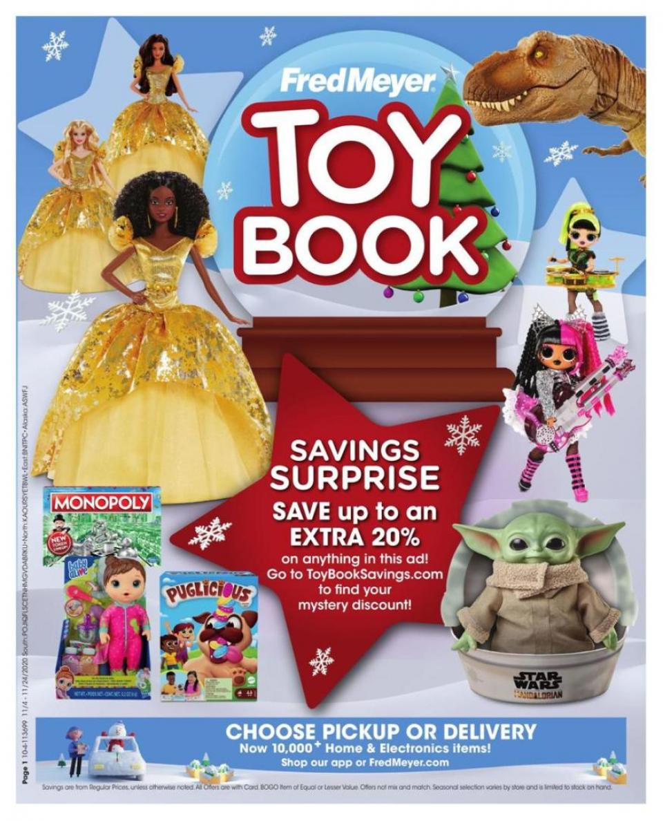 Top Toys Ads